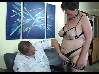 Fat mature slut needs some loving too and that shrew can fuck without a doubt