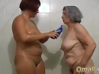 OmaPasS Amateur Granny Compilation with Carnal knowledge Toys