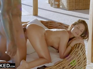 Little Caprice Cheats On Vacation With Black Stud