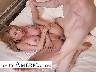 Naughty America - Joslyn James needs a FUCKING vacation
