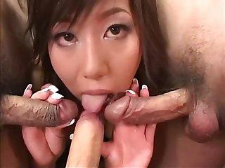 KOKESHI  沖那つばさ uncensored